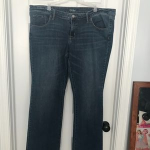 Mossimo Jeans Bootcut